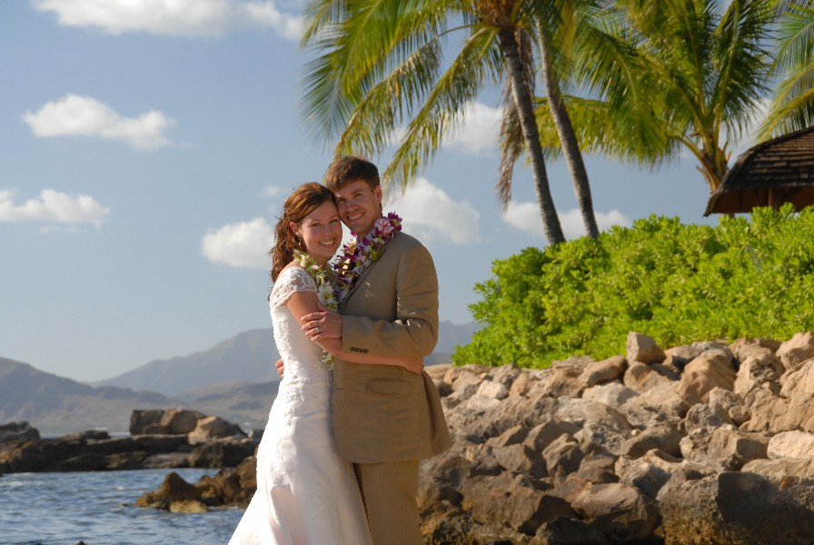 koolina beach wedding