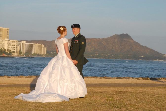 Ala Moana Beach Weddings